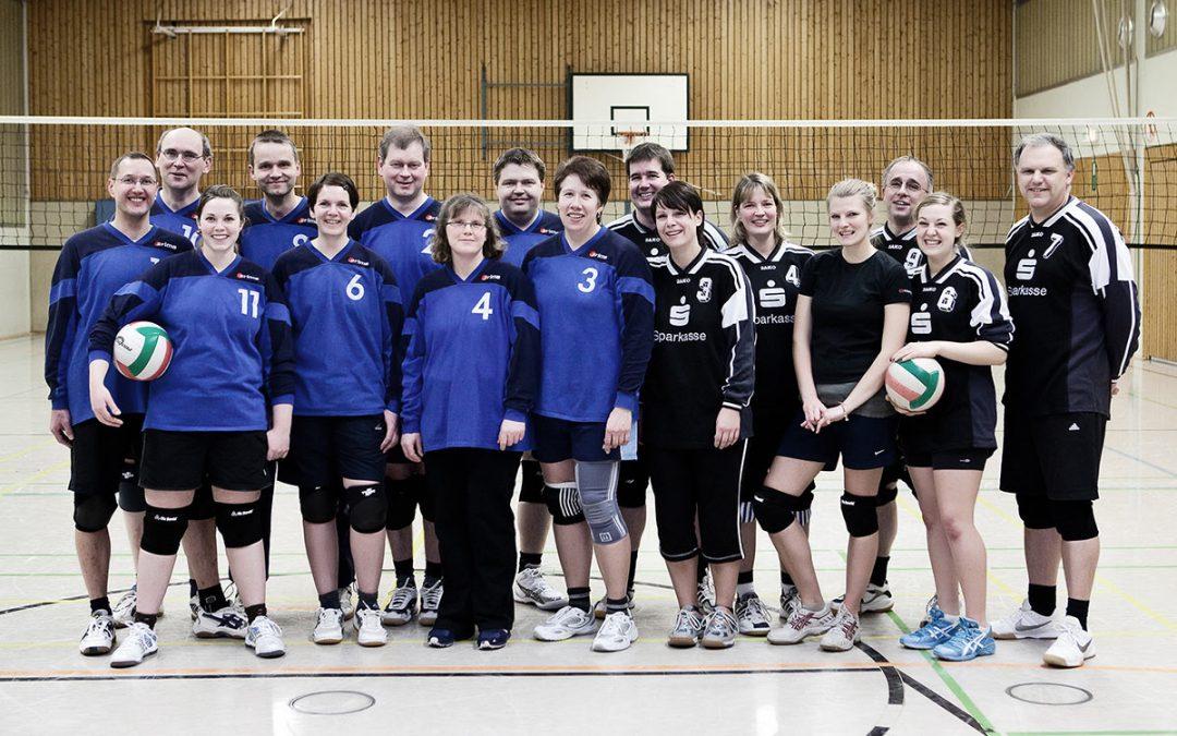 Volleyball Mannschaften